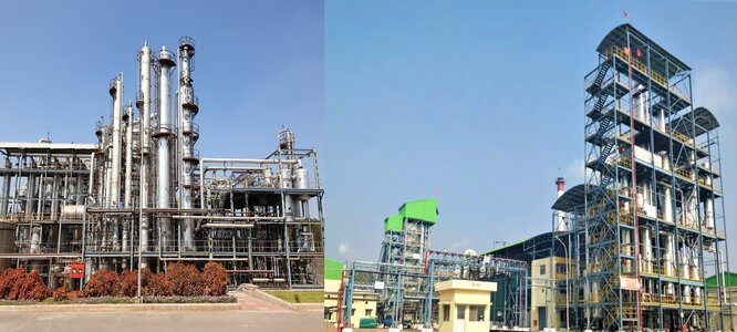 Regreen Excel is a leading distillery plant manufacturer and supplier in India