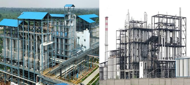 Regreen Excel is ethanol technology, fuel ethanol plant, bioethanol plant supplier in India.